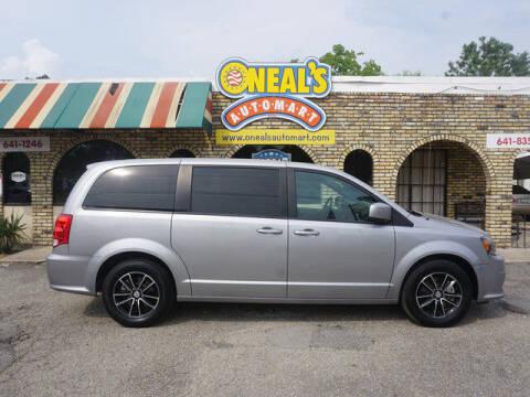 2018 Dodge Grand Caravan for sale at Oneal's Automart LLC in Slidell LA