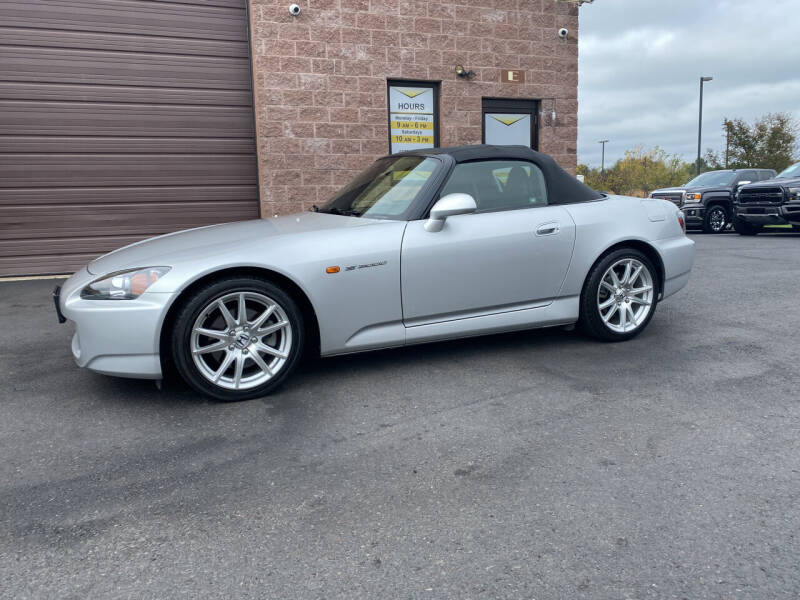 2004 Honda S2000 for sale at CarNu  Sales in Warminster PA