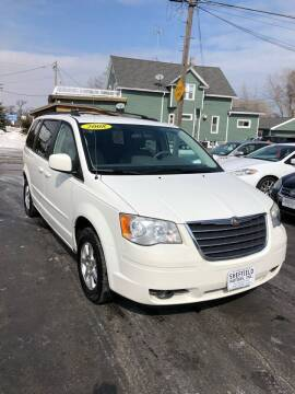 2008 Chrysler Town and Country for sale at SHEFFIELD MOTORS INC in Kenosha WI