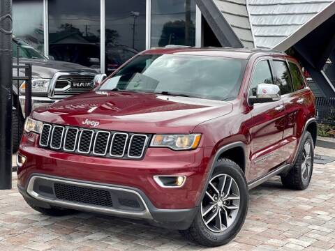 2017 Jeep Grand Cherokee for sale at Unique Motors of Tampa in Tampa FL