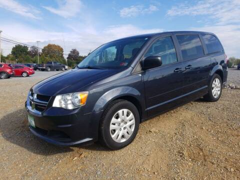 2014 Dodge Grand Caravan for sale at Cascade Used Auto Sales in Martinsburg WV