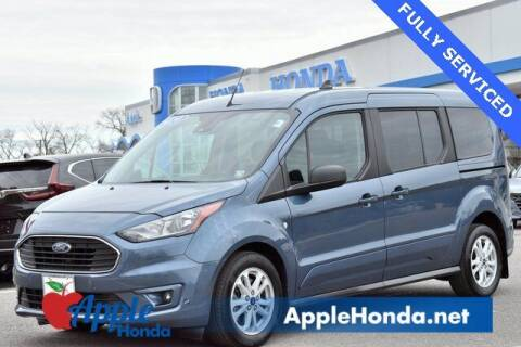 2020 Ford Transit Connect Wagon for sale at APPLE HONDA in Riverhead NY