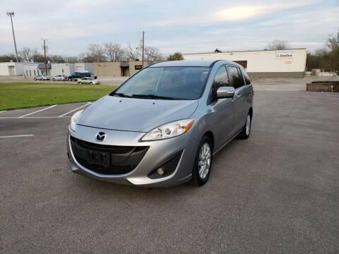 2014 Mazda MAZDA5 for sale at Image Auto Sales in Dallas TX