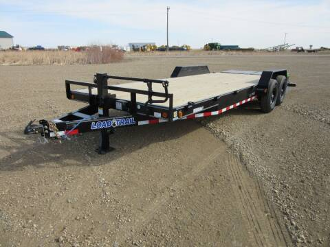 2021 Load Trail CAR HAULER for sale at Nore's Auto & Trailer Sales - Equipment Trailers in Kenmare ND