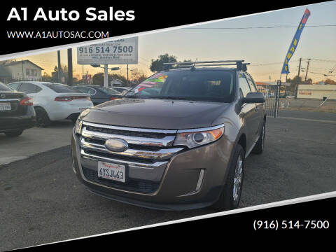 2013 Ford Edge for sale at A1 Auto Sales in Sacramento CA