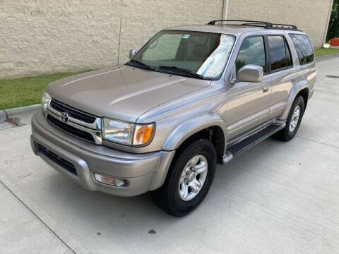 2001 Toyota 4Runner for sale at Raleigh Auto Inc. in Raleigh NC