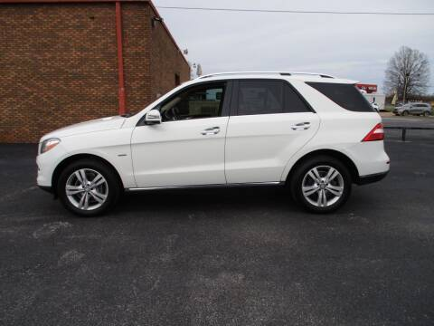 2012 Mercedes-Benz M-Class for sale at A & P Automotive in Montgomery AL