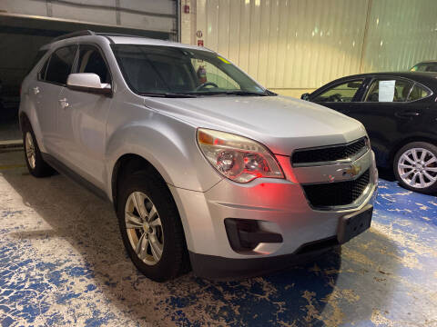 2010 Chevrolet Equinox for sale at JerseyMotorsInc.com in Teterboro NJ