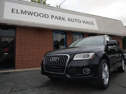 2013 Audi Q5 for sale at Elmwood Park Auto Haus in Elmwood Park IL