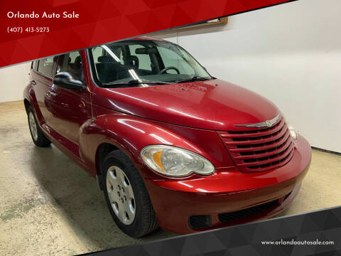 2008 Chrysler PT Cruiser for sale at Orlando Auto Sale in Orlando FL
