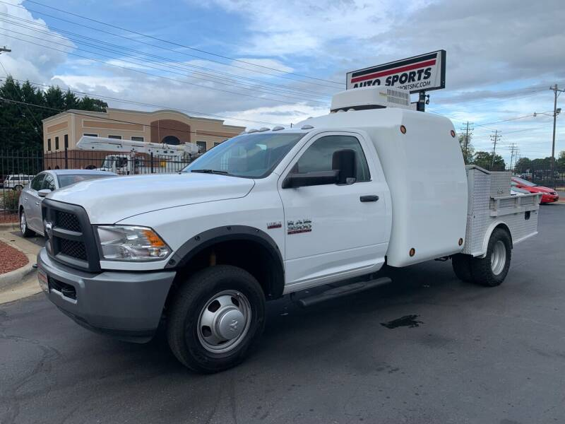 2018 RAM Ram Chassis 3500 for sale at Auto Sports in Hickory NC