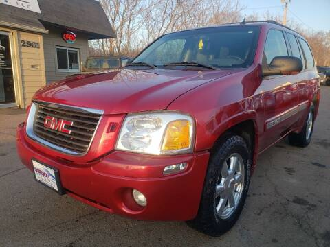 2004 GMC Envoy for sale at Gordon Auto Sales LLC in Sioux City IA