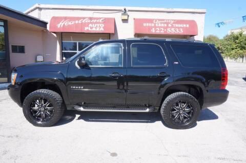 2010 Chevrolet Tahoe for sale at patrick kelley in Bonner Springs KS