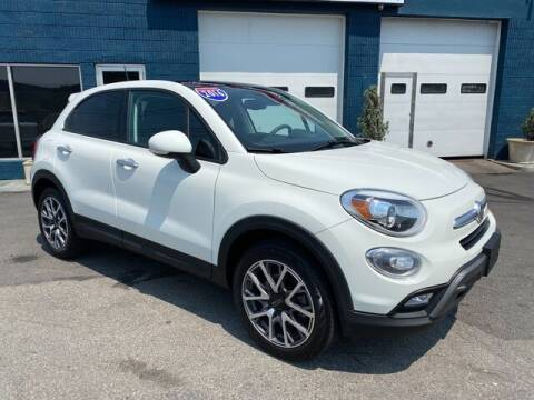 2016 FIAT 500X for sale at Saugus Auto Mall in Saugus MA
