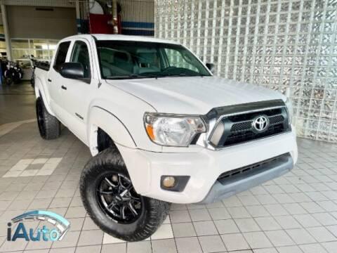 2015 Toyota Tacoma for sale at iAuto in Cincinnati OH
