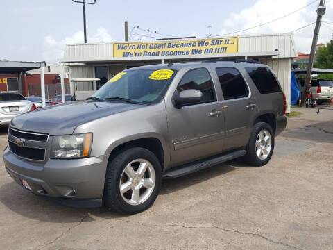 2009 Chevrolet Tahoe for sale at Taylor Trading Co in Beaumont TX