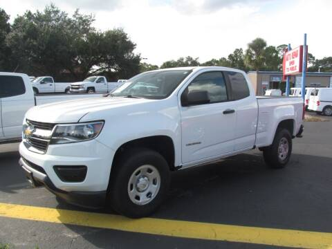 2018 Chevrolet Colorado for sale at Blue Book Cars in Sanford FL