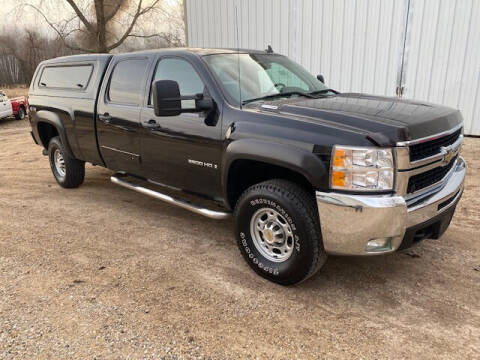 2008 Chevrolet Silverado 2500HD for sale at Dave's Auto & Truck in Campbellsport WI