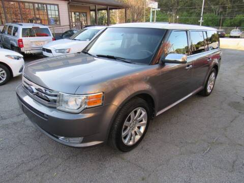 2009 Ford Flex for sale at King of Auto in Stone Mountain GA