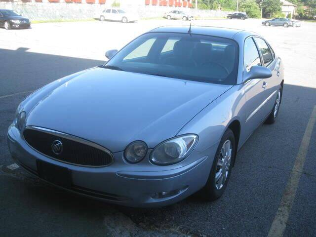 2005 Buick LaCrosse for sale at ELITE AUTOMOTIVE in Euclid OH
