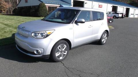 2017 Kia Soul EV for sale at DeNardo's Auto Sales in Westfield MA
