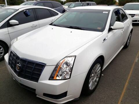 2012 Cadillac CTS for sale at SoCal Auto Auction in Ontario CA