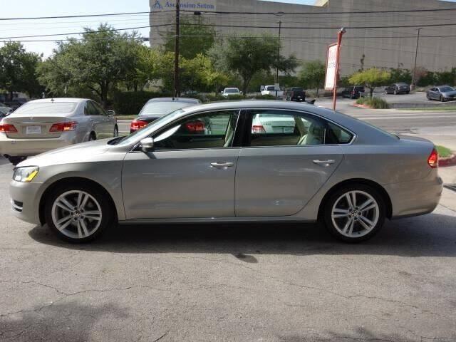 2014 Volkswagen Passat SE w/Sunroof - Austin TX