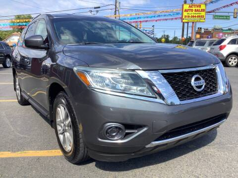 2013 Nissan Pathfinder for sale at Active Auto Sales in Hatboro PA