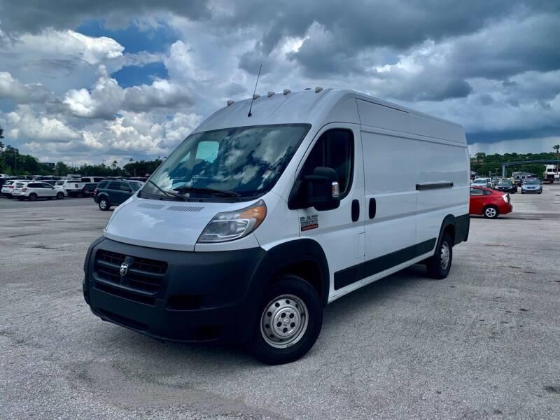 2016 RAM ProMaster Cargo for sale at AUTOSPORT MOTORS in Lake Park FL