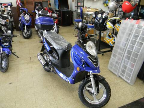 2021 JIAJUE 2159 CHALLENGER 50cc for sale at A C Auto Sales in Elkton MD
