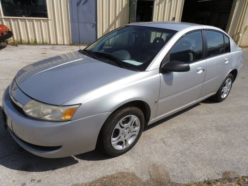 2003 Saturn Ion for sale at A-Auto Luxury Motorsports in Milwaukee WI