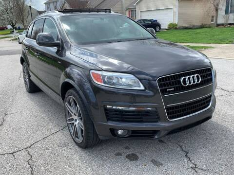 2009 Audi Q7 for sale at Via Roma Auto Sales in Columbus OH