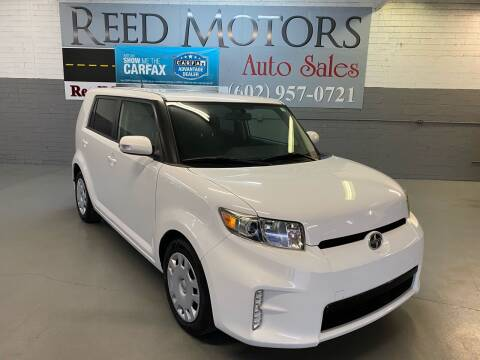 2014 Scion xB for sale at REED MOTORS LLC in Phoenix AZ