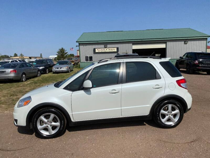 2008 Suzuki SX4 Crossover for sale at Car Guys Autos in Tea SD