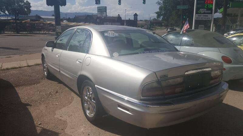2005 Buick Park Avenue for sale at De Kam Auto Brokers in Colorado Springs CO