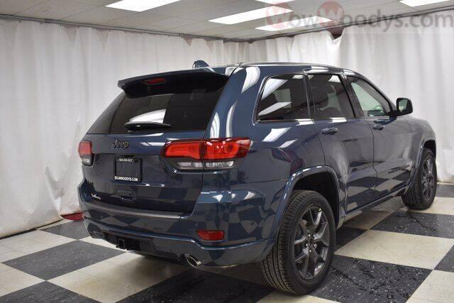 2021 Jeep Grand Cherokee 4x4 80th Anniversary Edition 4dr SUV - Chillicothe MO