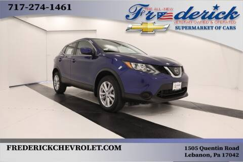 2018 Nissan Rogue Sport for sale at Lancaster Pre-Owned in Lancaster PA