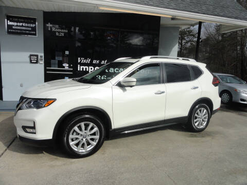 2018 Nissan Rogue for sale at importacar in Madison NC