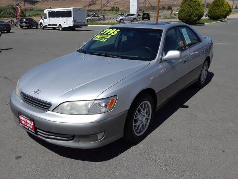 2001 Lexus ES 300 for sale at Super Sport Motors LLC in Carson City NV