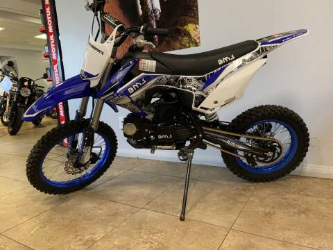 2020 BMS PRO X-125 OUT OF STOCK for sale at Chandler Powersports in Chandler AZ
