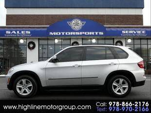 2012 BMW X5 for sale at Highline Group Motorsports in Lowell MA
