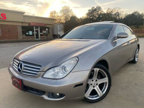 2006 Mercedes-Benz CLS for sale at Gwinnett Luxury Motors in Buford GA