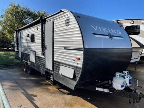 2020 Forest River Viking 262BHS for sale at Buy Here Pay Here RV in Burleson TX