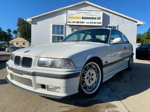 1995 BMW M3 for sale at COLUMBUS AUTOMOTIVE in Reynoldsburg OH