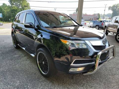 2011 Acura MDX for sale at McAdenville Motors in Gastonia NC