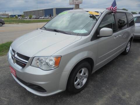 2012 Dodge Grand Caravan for sale at Century Auto Sales LLC in Appleton WI