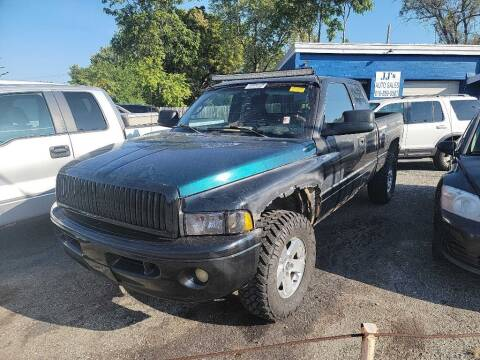 1999 Dodge Ram Pickup 1500 for sale at JJ's Auto Sales in Independence MO