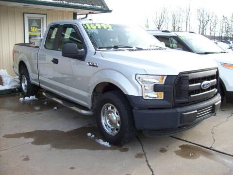 2016 Ford F-150 for sale at Summit Auto Inc in Waterford PA