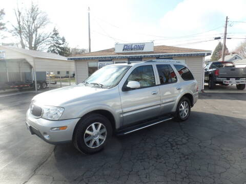 2006 Buick Rainier for sale at DeLong Auto Group in Tipton IN