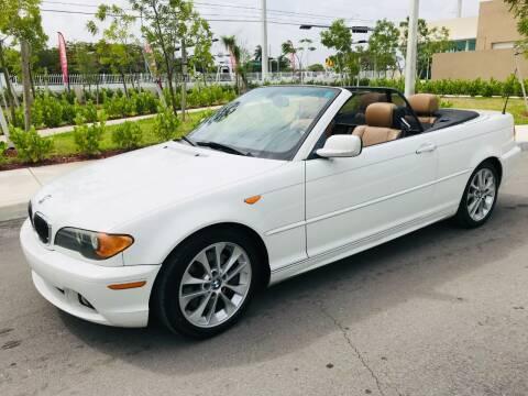 2004 BMW 3 Series for sale at LA Motors Miami in Miami FL